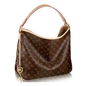 Authentic Louis Vuitton Delightful PM New!!